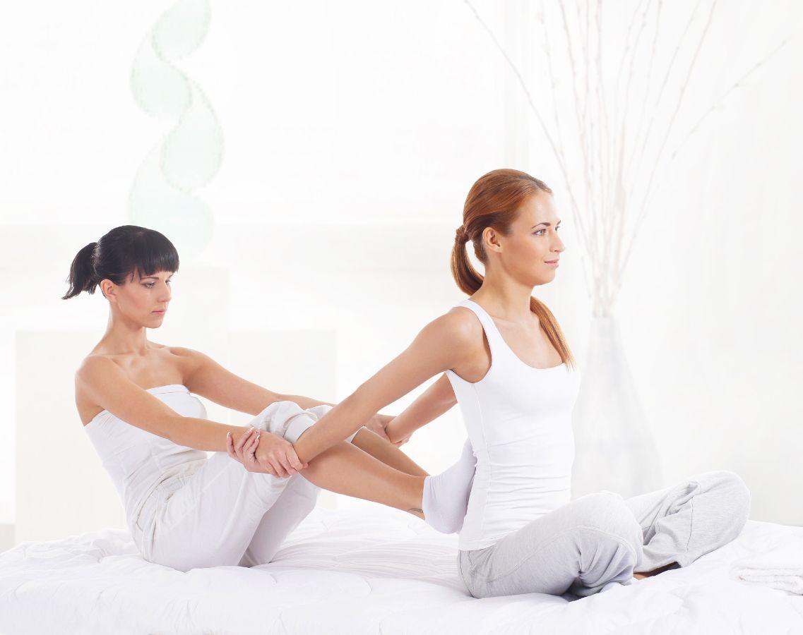 Тайский-йога массаж в Харькове