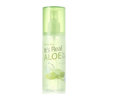 Мист-гель с экстрактом алоэ FarmStay It's Real Aloe Gel Mist,120мл