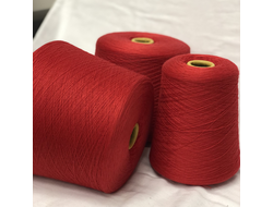 Tollegno 1900  SUBLIME WOOLMAR  77384  90% меринос 10 % кашемир  2/48 2400 м в 100 гр. цвет 577 ROSSO