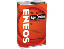 Масло моторное ENEOS Super Gasoline 10W-40 0,94л oil1354