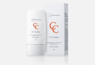 Dermaheal CC Cream Natural Beige 50g PT
