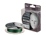Плетеный шнур Mask Ultra X4 Green 110м 0,08мм