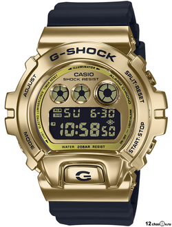 Часы Casio G-Shock GM-6900G-9ER