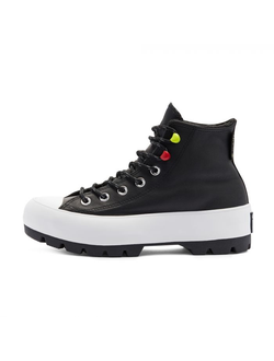 Кеды Converse Chuck Taylor All Star Gore-Tex Lugged Winter High Top черные