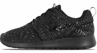 Nike Roshe run ONE DMB ALL BLACK (40-44) Арт. 015M