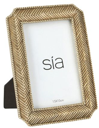 Фоторамка SIA MACAROON PHOTO FRAME 10x15, H20/W15 , 610319 ,