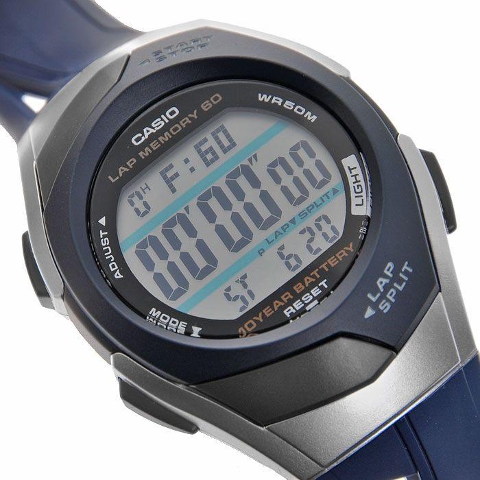 7ece4cd90e63 Мужские японские наручные часы Casio Sport STR-300C-2 купить в ...