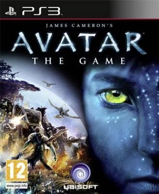 Купить PS3 James Cameron's Avatar: The Game (б/у)