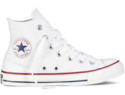 converse chuck taylor all star hi white 01