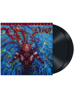 Dio - Strange Highways 2-LP