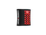 SWEAT BAND 3D DOTS BLACK RED