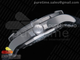 Avenger BlackBird 44mm DLC GF 1:1 Best Edition Titanium Case