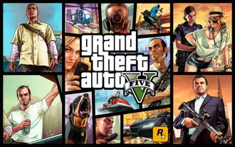 Grand Theft Auto V (GTA 5) Аккаунт Social Club РС