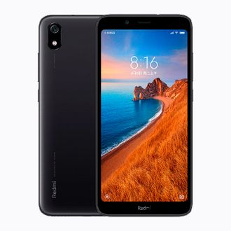 Xiaomi Redmi 7A 16Gb Black Global version