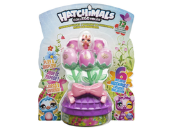 Hatchimals Набор Весенний букет, 6054229