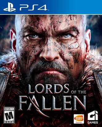 Игра для ps4 Lords of the Fallen