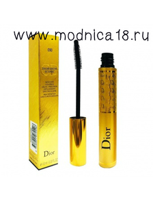 Тушь для ресниц Dior Diorshow Iconic 090 Noir Black 10 ml (gold)