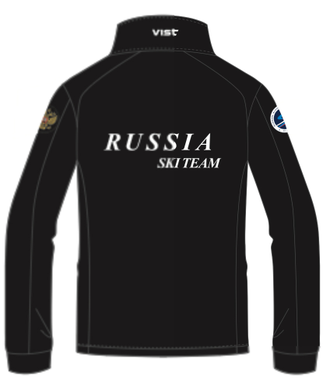 Куртка горнолыжная RUSSIAN TEAM VIST TWISTER Softshell Jacket Unisex