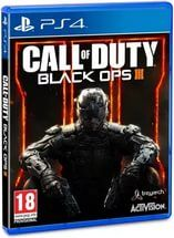 игра для PS4 Call of Duty Black Ops 3