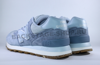 New Balance - Кроссовки N Balance 574 Double Blue c4c60c473e5