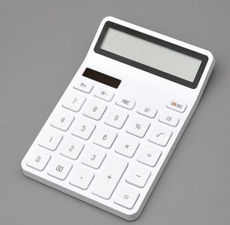 Калькулятор Xiaomi KACO LEMO Desktop Calculator