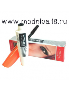 Тушь для ресниц L`Oreal False Lash Papillon Butterfly Wing Effect Fibers