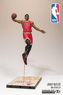 Фигурка баскетболиста Jimmy Butler (McFarlane NBA 28)
