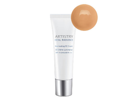 ARTISTRY IDEAL RADIANCE *CC Крем осветляющий,выравнивающий тон кожи с SPF 50