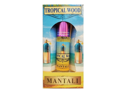 Арабские духи Al Rayan Mantali tropical wood 6ml