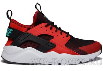 NIKE AIR HUARACHE ULTRA Red/Black (Euro 41) HR-098