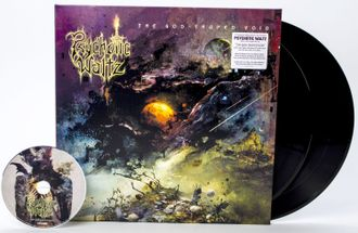 PSYCHOTIC WALTZ - THE GOD-SHAPED VOID 2-LP+CD