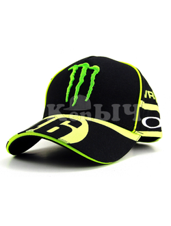 Бейсболка Monster Energy Rossi 46