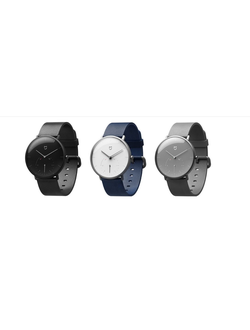 Умные часы Xiaomi Mijia Smart Quartz Watch синие