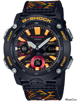 Часы Casio G-Shock GA-2000BT-1AER