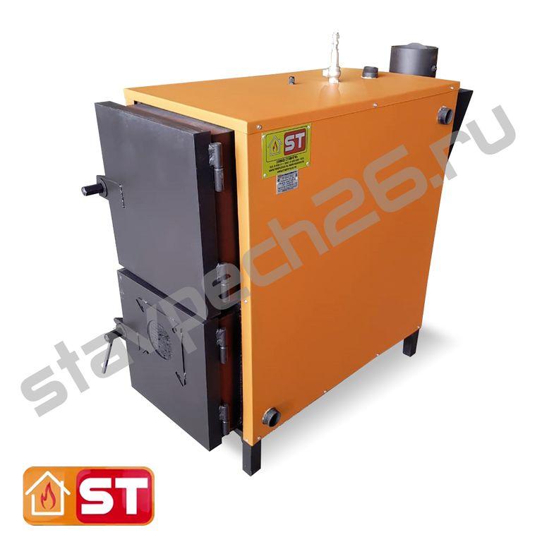 Котел на отработке STV-К  49 кВт 2