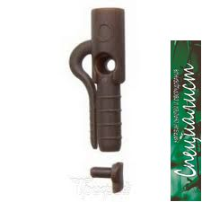 КЛИПСА ДЛЯ ГРУЗИЛ  COVERT MULTI CLIP BROWN, GARDNER  CMLCB 10 шт
