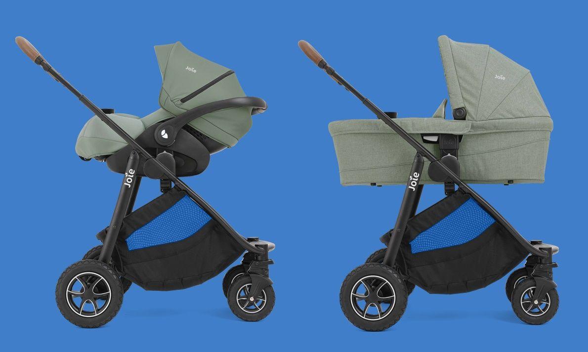 joie versatrax совместима с автомобильными креслами Gemm, i-Gemm и i-Level группы 0