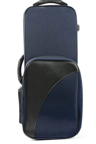 TREKKING ALTO SAX CASE (BLACK, GREEN,NAVY BLUE)