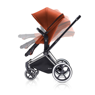 Спальный блок  Cybex Priam  stardust black