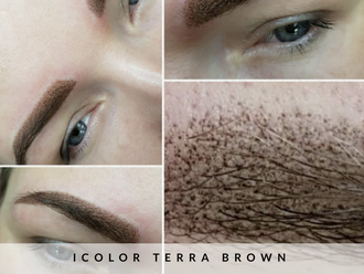 Пигменты iColor, Terra Brown