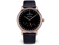 Jaquet Droz The Eclipse Black Enamel