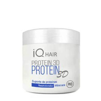 IQ HAIR PROTEIN 3D протеиновая (белковая) подложка - 500 gr