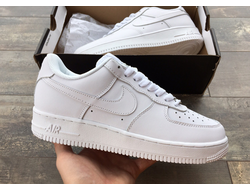 Кроссовки Nike Air Force 1 Low All White