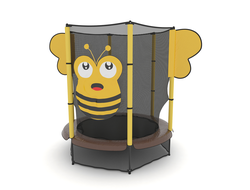 Батут UNIX line 4.6 ft BEE (140 cm) в Воронеже