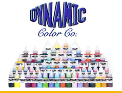 DYNAMIC Tattoo Ink (оригинал США)