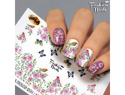 Слайдер дизайн Fashion Nails M66