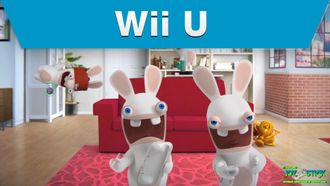 Wiiu Rabbids Land