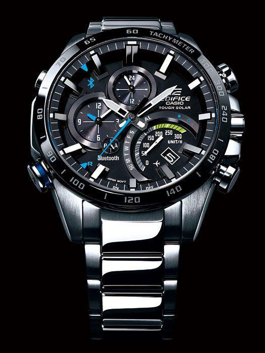 626261c57d39 Мужские японские наручные часы Casio Edifice EQB-501XDB-1A купить в ...