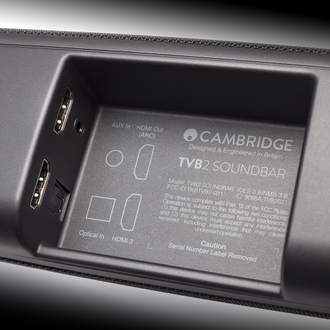 Cambridge Audio TVB2 в soundwavestore-company.ru