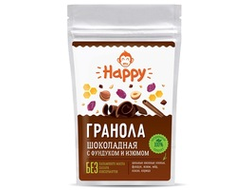 Гранола Happy Monkey шоколадная